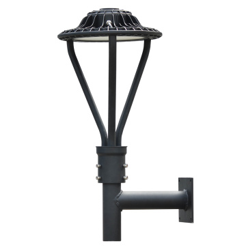 Wall Mount 100W Outdoor Post Top Lighting Led