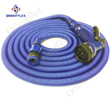 50feet expandable garden hose black