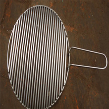 Best Quality for Barbecue Grill Mesh Professional Square Hole Barbecue Wire Netting supply to Eritrea Manufacturer