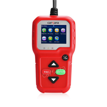 High reputation for Automotive Health Scanner Automotive Scanner EOBDII Diagnostic Tool OBDII Code Reader export to South Korea Manufacturers