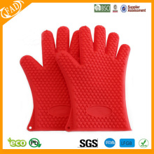 Customized for Silicone Oven Mitt Silicone Oven Glove/silicone Cooking heat Resistant GLOVES export to Pitcairn Exporter