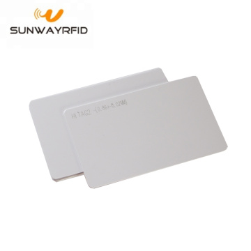 125Khz HI TAG2 rfid card for Access Control