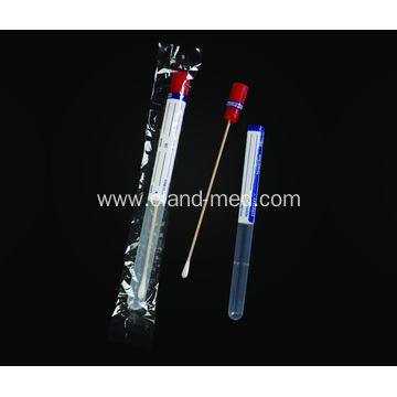 Transport Swab Soft & Hard Tube