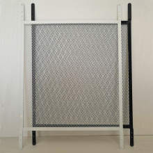 Hot sale strong steel screen printing pet grille