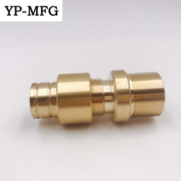 oem bass components brass small precision turned parts