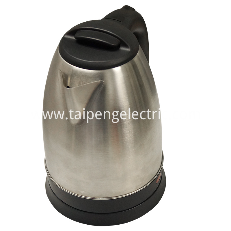 Industrial kettles electric