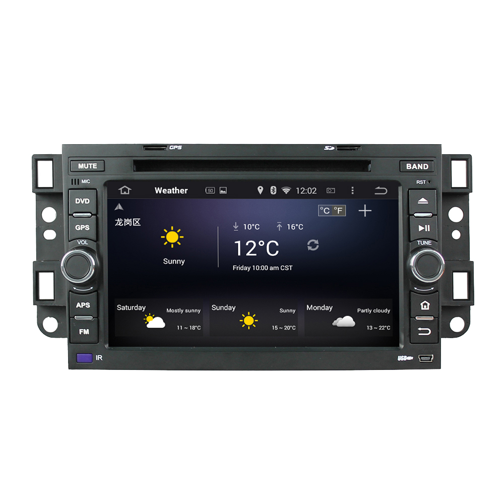 Android car DVD for Chevrolet EPICA 2006-2011