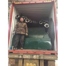 OEM/ODM Factory for Plastics Pyrolysis Equipment latest environmental waste plastic pyrolysis machines export to Ukraine Manufacturer