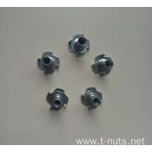M4x16 Four Claw Insert Tee Nuts