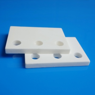 China Manufacturers for Industrial Ceramic Plate High purity alumina ceramic lining plate supply to India Supplier