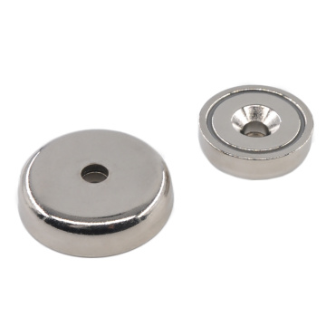 RPM-A20 Force Round cup magnet