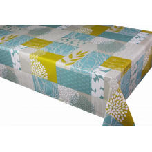 Geometric graphics Pvc tablecloths