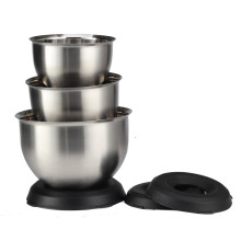 Wholesale Stainless Steel Separable Base of Mixing Bowl