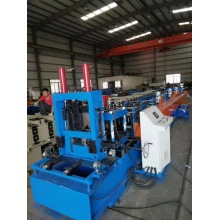Professional for C/Z/U Steel Frame Making Machine C/Z purlin automatic line export to United States Minor Outlying Islands Supplier