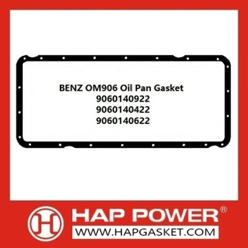 Competitive Price for Oil Pan Gasket Benz OM906 Oil Pan Gasket 9060140422 export to Ethiopia Supplier