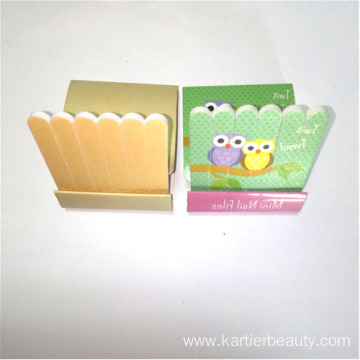 China Professional Supplier for Manicure Pedicure Kit High Quality Personal  Beauty Nail File supply to Japan Factory