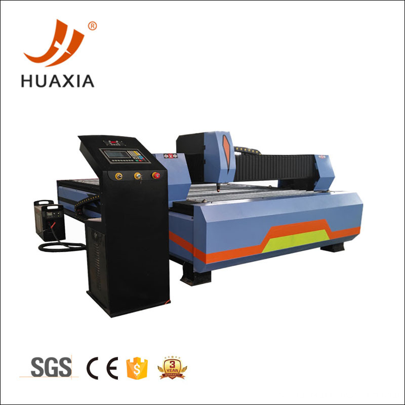 steel cnc plasma cutting machine with CE