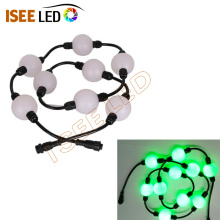 3D Effect RGB 3D LED Ball Street Decoration