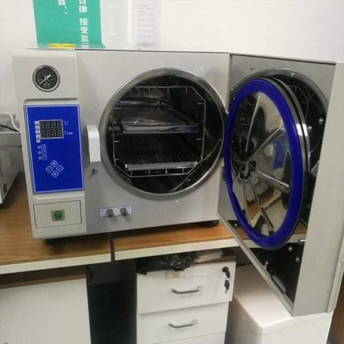 35L digital display table top steam sterilizer