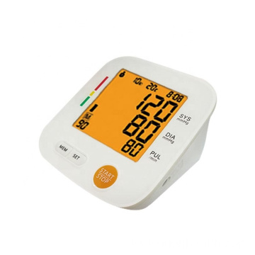 Eletronic BP Sphygmomanometer Blood Pressure Monitor