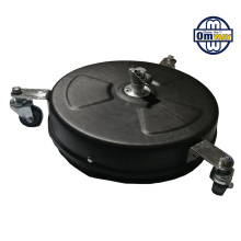 "15"" Plastic Surface Cleaner with Wheel"