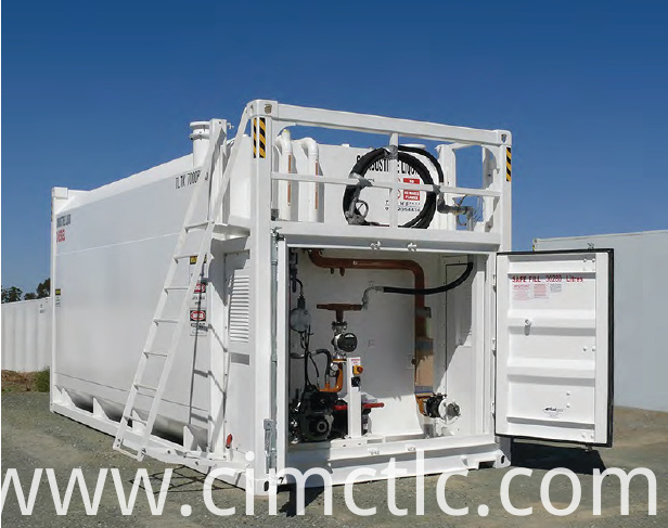 MT Series Tank Container Type