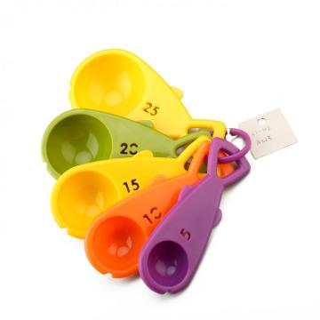 colorful Measuring Spoon Set