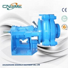 Leading for Warman Slurry Pump 4/3DAH Metal Lined Slurry Pumps supply to Slovenia Manufacturer
