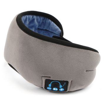 BT 5.0 Music Eyemask superweich atmungsaktiv