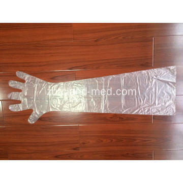 Ama-gloves we-Veterinary Disposable Plastic PE Long Sleeve
