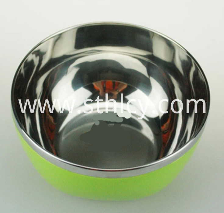 Stainless Steel Bowl2