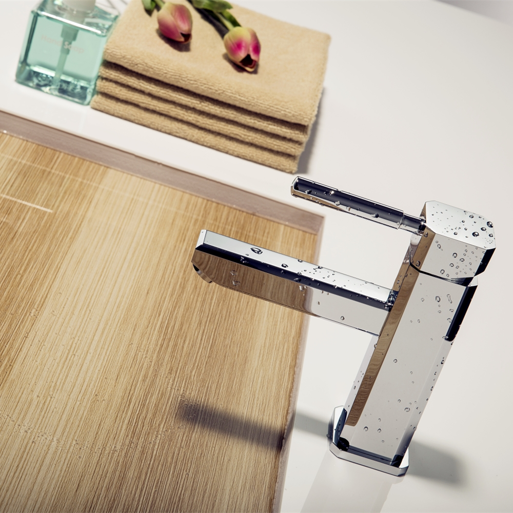 Fashion Square Design Faucet