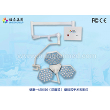 Best Quality for Portable Surgical Light Wall mounted operating lights export to Nauru Importers