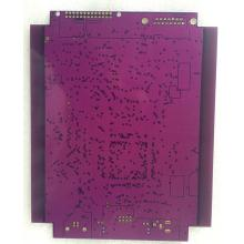 FR4 2.0mm Solder Purple ENIG PCB