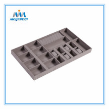 Best Quality for China supplier of Jewelry Trays, Stackable Jewelry Trays, Jewelry Storage Trays, Jewelery Tray, Jewelery Box Velvet Jewelry Tray for sale export to United States Manufacturer