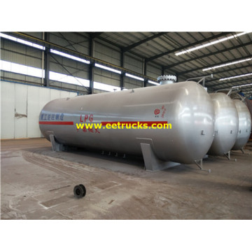 Bulk 16000 Gallon Aboveground Propane Tanks