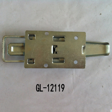 China for Dropside Door Latch Trailer Tool Box Steel Latch export to Gibraltar Suppliers