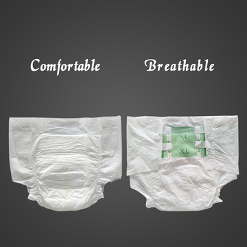 Plastic Adult Diaper for Female and Male