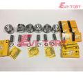 KOMATSU engine parts piston 3D95 piston ring