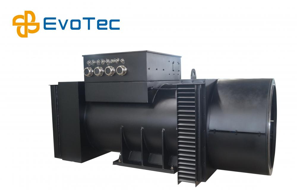 High Voltage Three Phase Synchronous Generator