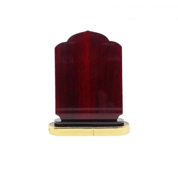 high quality cheap price wooden medal  award