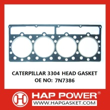 China Top 10 for Rubber Sealing Gasket 3304 Head Gasket 7N7386 supply to Swaziland Supplier