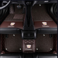Leather Car Foot Mats Floor Mats for Cadillac All Models