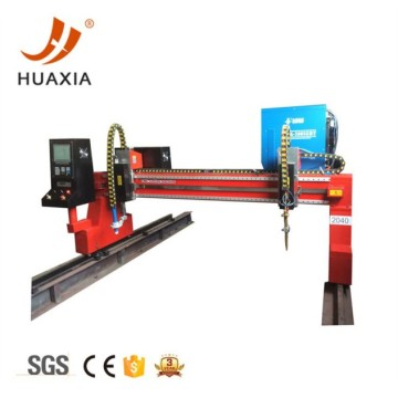 Gantry cnc cutter machine
