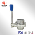 Sanitary Tri Clover Clamp End Ball Valve