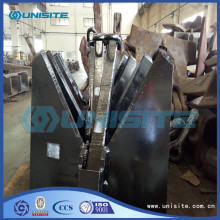Best Price on for Hydraulic Ship Anchor Ship steel anchor price design export to Yemen Factory