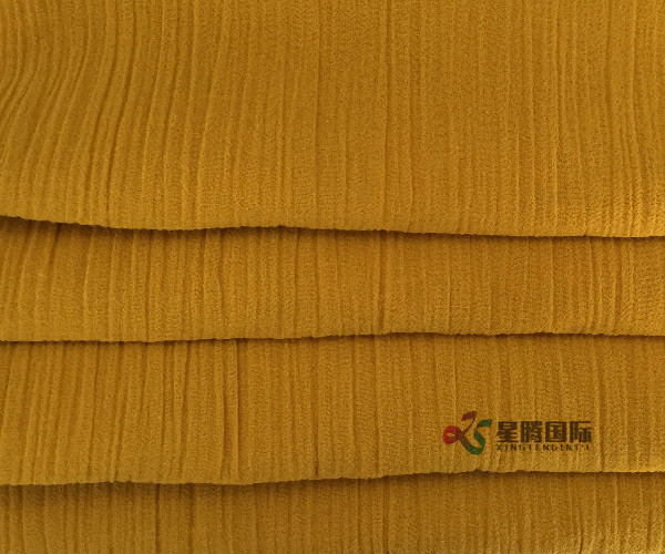 Tight Twist Yarn Dyed Fabric