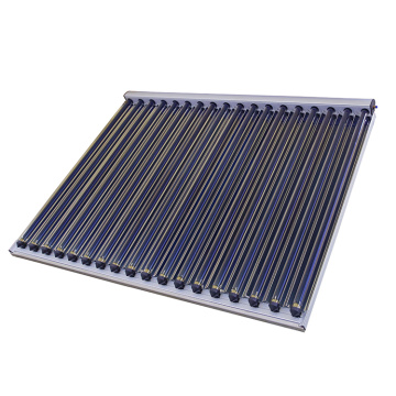 U-pipe tube solar collector with reflector CPC