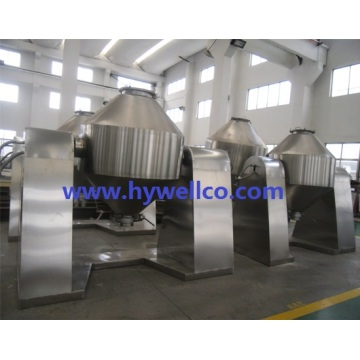 New Design Cone Vacuum Rotating Dryer