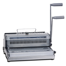 ODM for Manual Comb Binding Machine ZX-2006 Wire Binding Machine export to Tunisia Wholesale